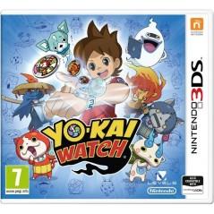 YO KAI WATCH 3DS UK