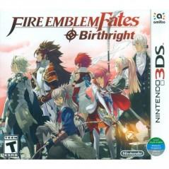 FIRE EMBLEM FATES BIRTHRIGHT 3DS US