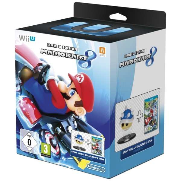 MARIO KART 8 COLLECTOR WII U MULTI OCCASION