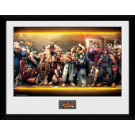 STREET FIGHTER COLLECTOR PRINT NEW