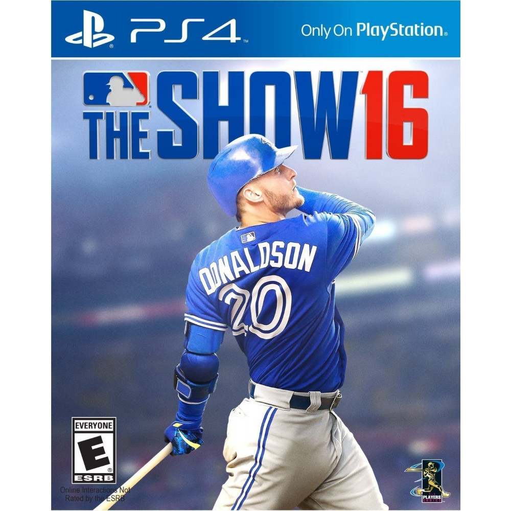 MLB THE SHOW 16 PS4 US OCC