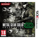 METAL GEAR SOLID 3D 3DS VF OCC