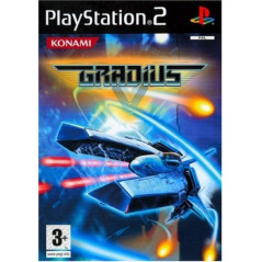GRADIUS 5 PS2 PAL FR OCCASION