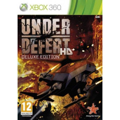 UNDER DEFEAT HD : DELUXE EDITION XBOX 360 PAL-FR OCCASION