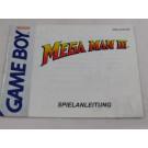 MEGA MAN III GAMEBOY NOE OCCASION