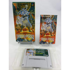 PRINCE OF PERSIA SUPER FAMICOM NTSC-JPN OCCASION