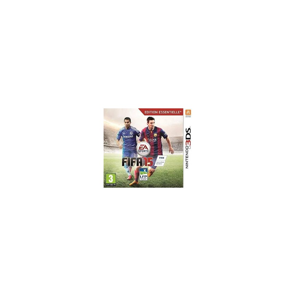 FIFA 15 3DS VF
