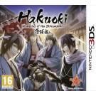 HAKUOKI MEMORIES OF THE SHINSENGUMI LIMITED 3DS UK