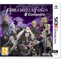 FIRE EMBLEM FATES CONQUETE 3DS VF