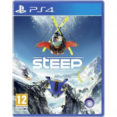 STEEP PS4 EURO FR NEW