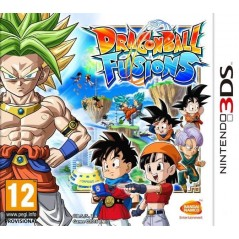 DRAGON BALL FUSION 3DS ANGLAIS NEW