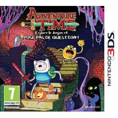 ADVENTURE TIME 3DS VF