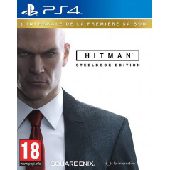 HITMAN THE COMPLETE FIRST SEASON STEELBOOK EDITION PS4 EURO FRANCAIS OCCASION