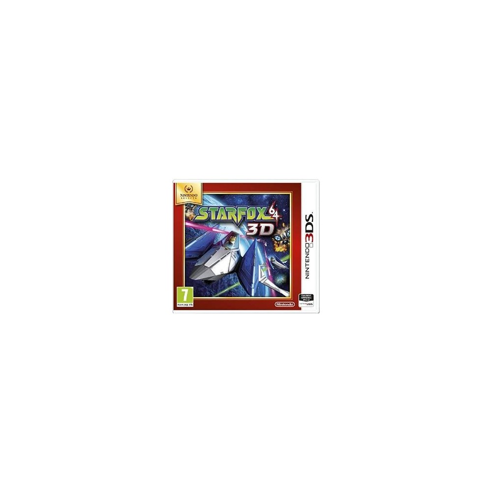 NINTENDO SELECT STARFOX 64 3DS VF