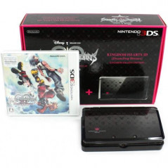 CONSOLE 3DS KINGDOM HEARTS DREAM DROP COLLECTOR JAPONAISE OCCASION