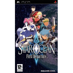 STAR OCEAN FIRST DEPARTURE PSP FR OCCASION