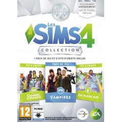LES SIMS 4 COLLECTION 4 PC FRANCAIS NEW