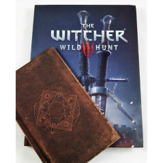 GUIDE THE WITCHER III WILD HUNT COLLECTOR USA OCCASION