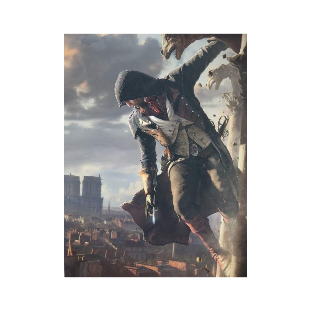 GUIDE ASSASSIN S CREED UNITY USA OCCASION