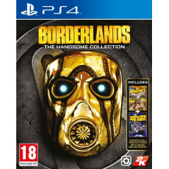 BORDERLANDS THE HANDSOME COLLECTION PS4 FR NEW