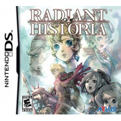 RADIANT HISTORIA NDS USA OCCASION