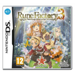 RUNE FACTORY 3 NDS UKV OCCASION