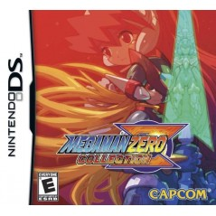 MEGAMAN ZERO COLLECTION NDS USA OCCASION