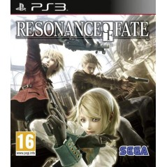 RESONANCE OF FATE PS3 FR OCCASION