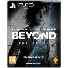 BEYOND TWO SOULS EDITION SPECIALE PS3 FR OCCASION