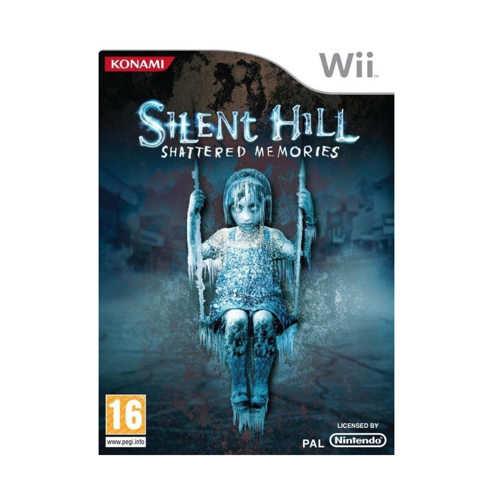 SILENT HILL SHATTERED MEMORIES WII PAL-FR OCCASION