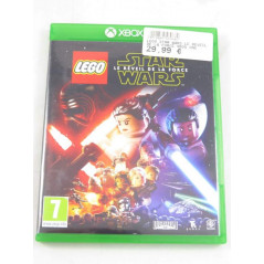LEGO STAR WARS LE REVEIL DE LA FORCE XBOX ONE FRANCAIS OCCASION