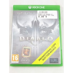 DIABLO III REAPER OF SOULS BUNDLE COPY XONE OCCASION