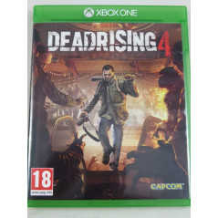 DEAD RISING 4 XBOX ONE FRANCAIS OCCASION