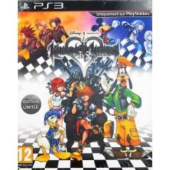 KINGDOM HEARTS HD 1.5 REMIX EDITION LIMITEE PS3 FR NEW