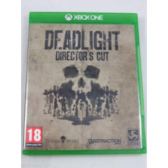 DEADLIGHT DIRECTOR S CUT XBOX ONE FRANCAIS OCCASION
