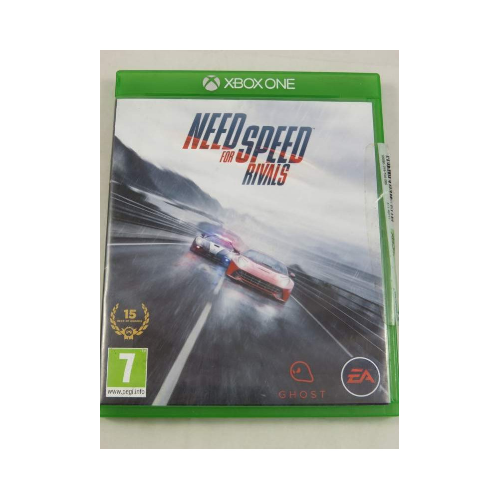 NFS RIVALS XBOX ONE FR OCCASION