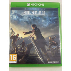 FINAL FANTASY XV DAY ONE EDITION XBOX ONE FRANCAIS OCCASION