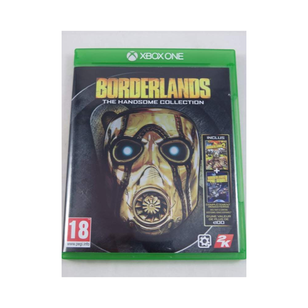 BORDERLANDS THE HANDSOME COLLECTION XONE FR OCCASION