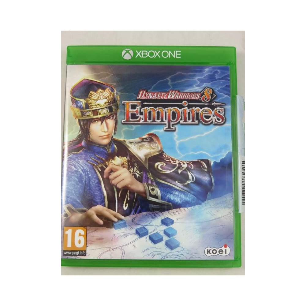 DYNASTY WARRIORS 8 EMPIRES XONE OCC