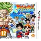 DRAGON BALL FUSION 3DS FRANCAIS OCCASION