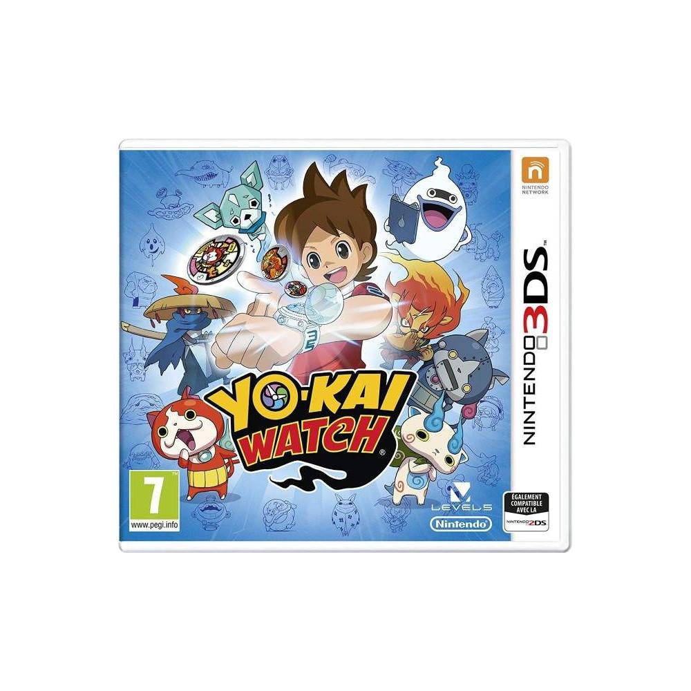YO-KAI WATCH 3DS PAL-FR OCCASION