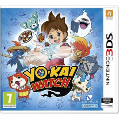 YO-KAI WATCH 3DS PAL-FR OCCASION