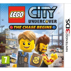 LEGO CITY UNDERCOVER 3DS FR OCCASION
