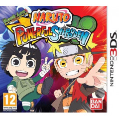 NARUTO POWERFUL SHIPPUDEN 3DS PAL OCCASION