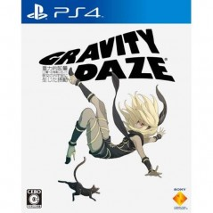 GRAVITY DAZE PS4 JPN OCCASION