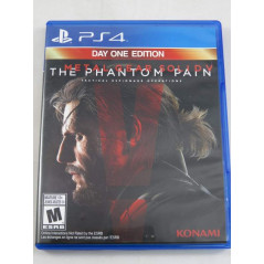 METAL GEAR SOLID 5 PHANTOM PAIN PS4 USA OCCASION