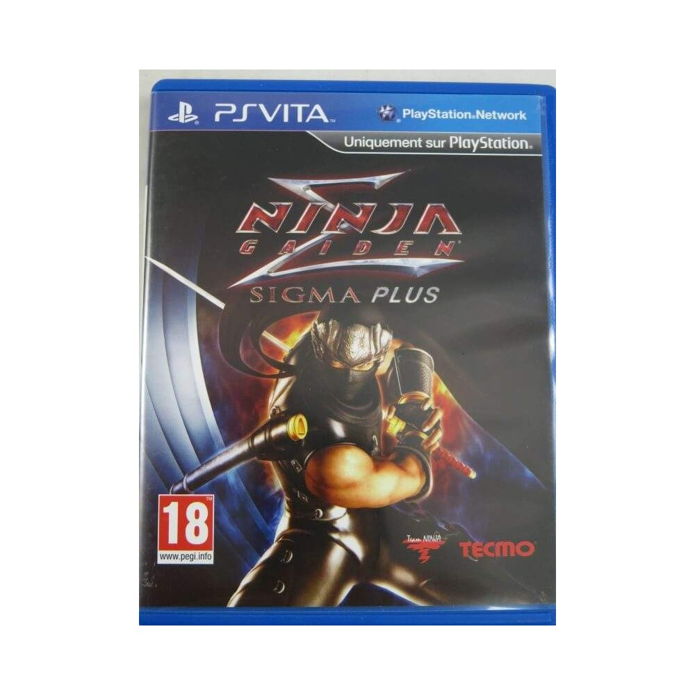 achat ninja gaiden psvita fr occasion jeu ps vita 54533 trader games. Black Bedroom Furniture Sets. Home Design Ideas