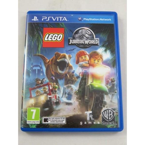 LEGO JURASSIC WORLD PSVITA FR OCCASION