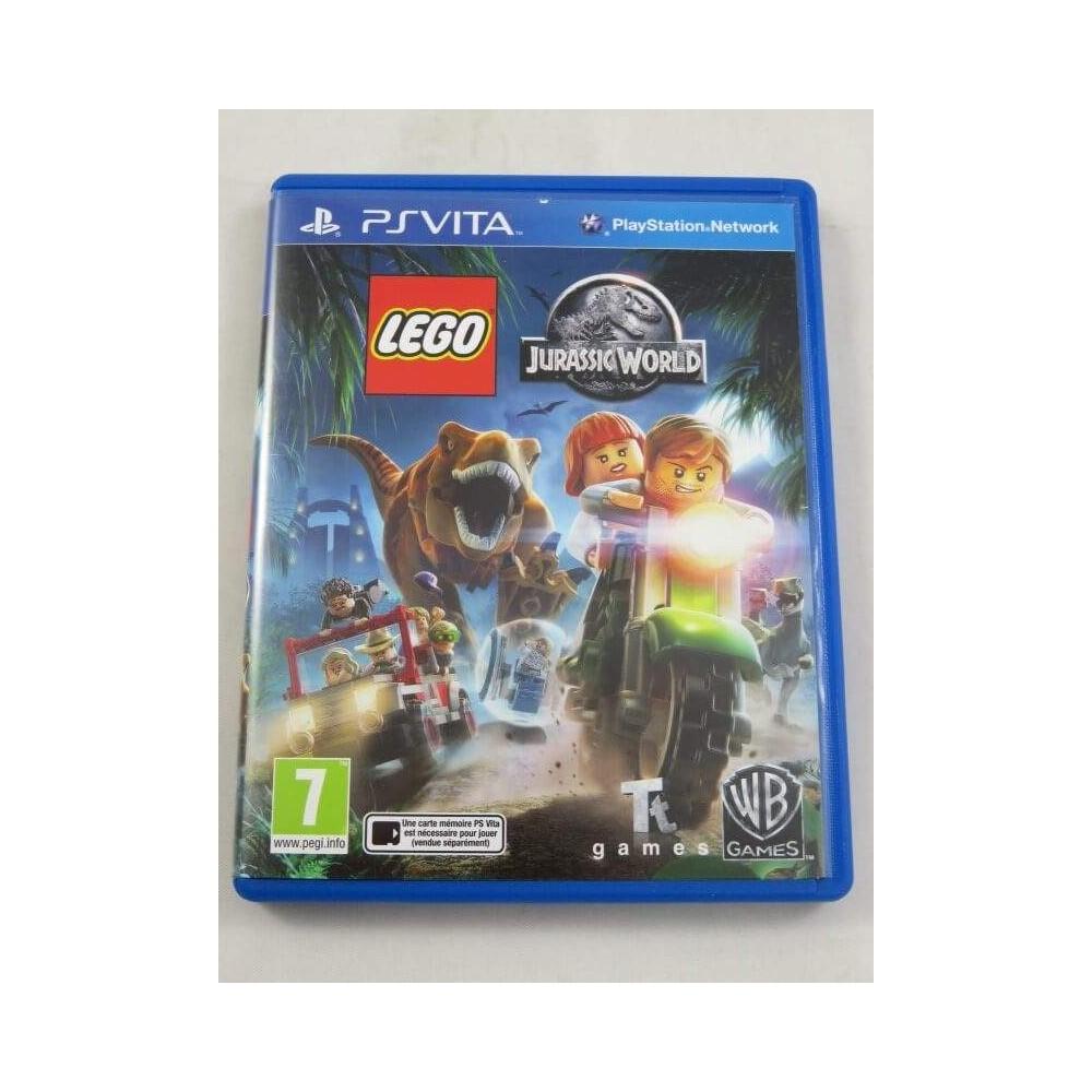 LEGO JURASSIC WORLD PSVITA VF OCC