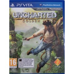 UNCHARTED GOLDEN ABYSS PSVITA EURO FR OCCASION